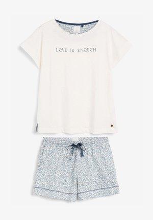 MORRIS SET - Pyjama set - off-white