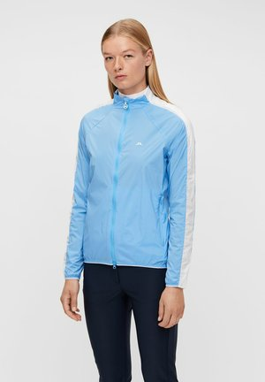 KIA - Soft shell jacket - ocean blue