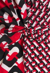 Diane von Furstenberg - MICHELLE DRESS - Vapaa-ajan mekko - red - 7