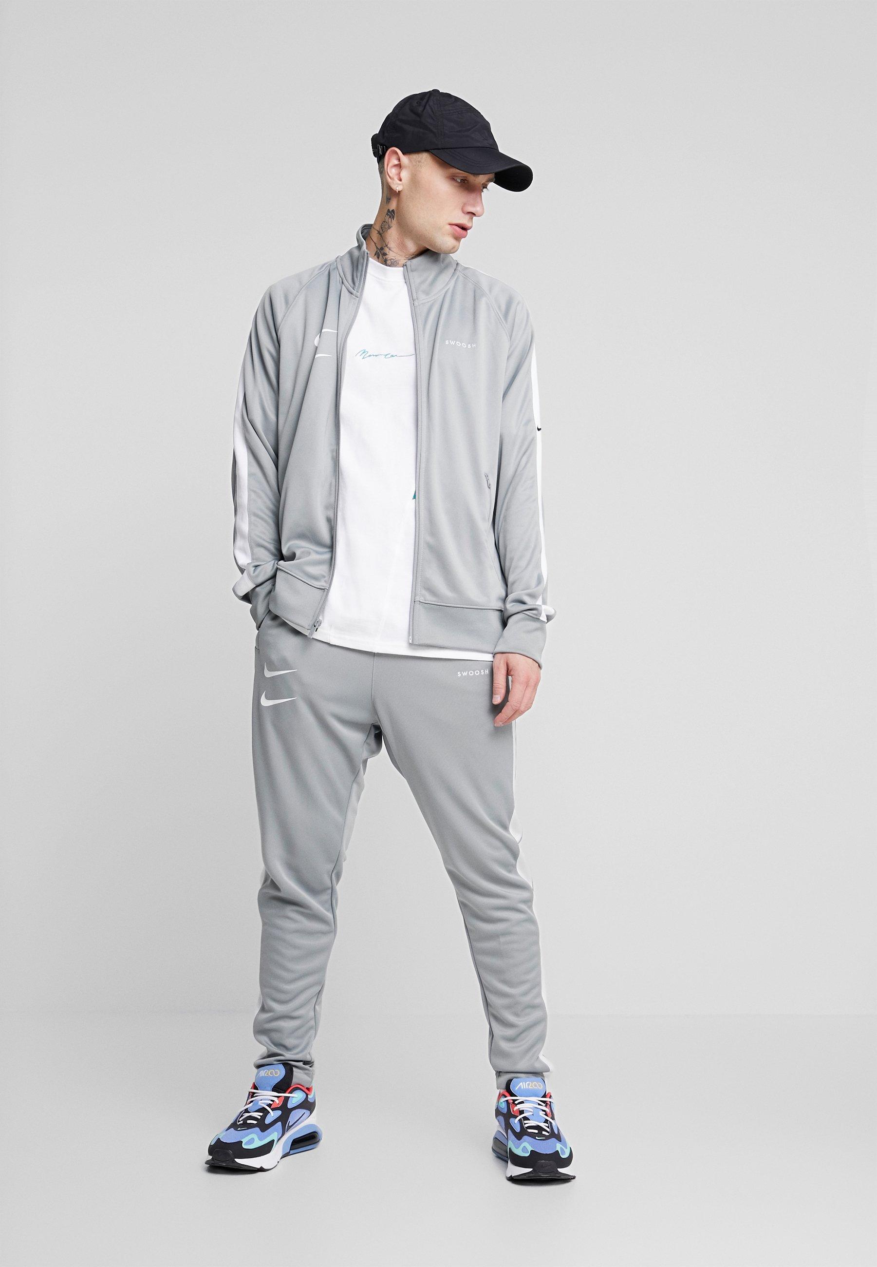 Nike Sportswear Veste de survêtement - particle grey/white/black