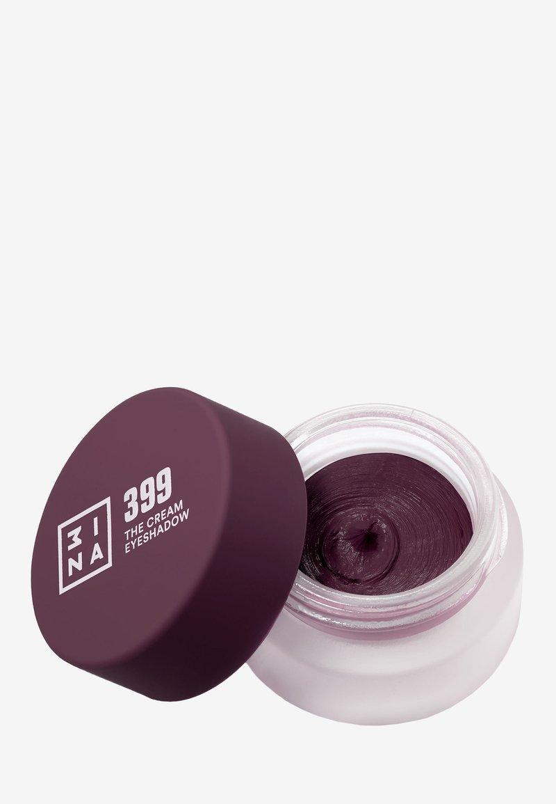3ina - THE CREAM EYESHADOW - Eye shadow - 399 burgundy