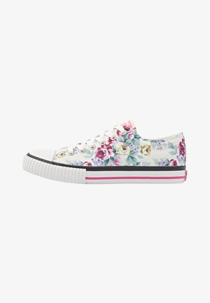 MASTER LO - Zapatillas - white flower