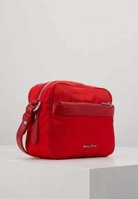 Marc O'Polo - Across body bag - rouge red - 3