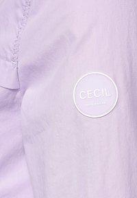 Cecil - Outdoor jacket - lila - 5