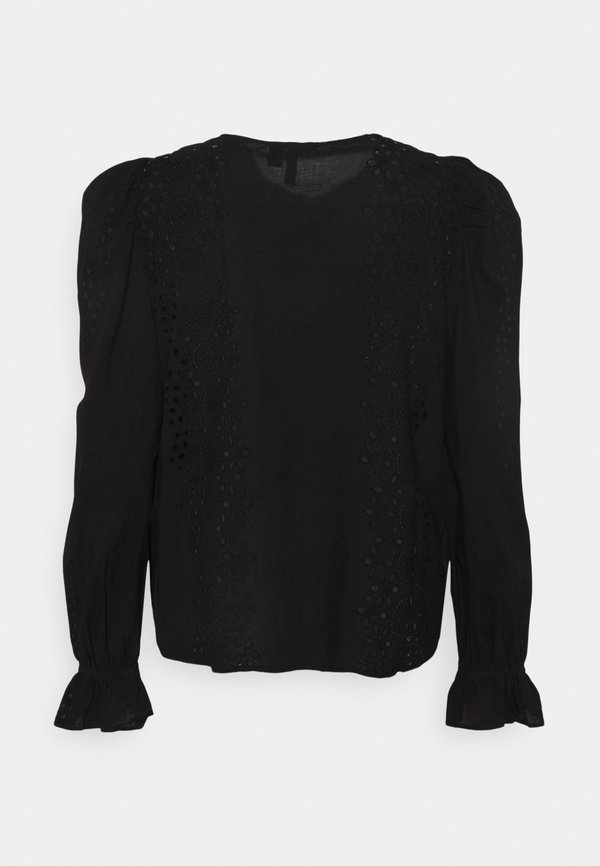 Vero Moda VMDEJA - Bluzka - black/czarny JWFD