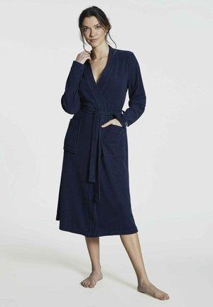 KIMONO, LÄNGE CM - Dressing gown - navy