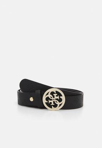 BEA ADJUST PANT BELT - Belte - black