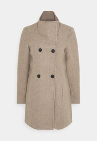 Vero Moda - VMCLASSLINE - Classic coat - sepia tint - 4