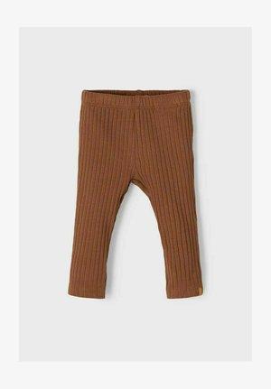 Spodnie materiałowe - partridge