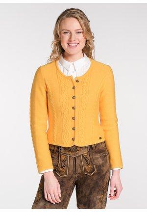 BONN - Cardigan - yellow