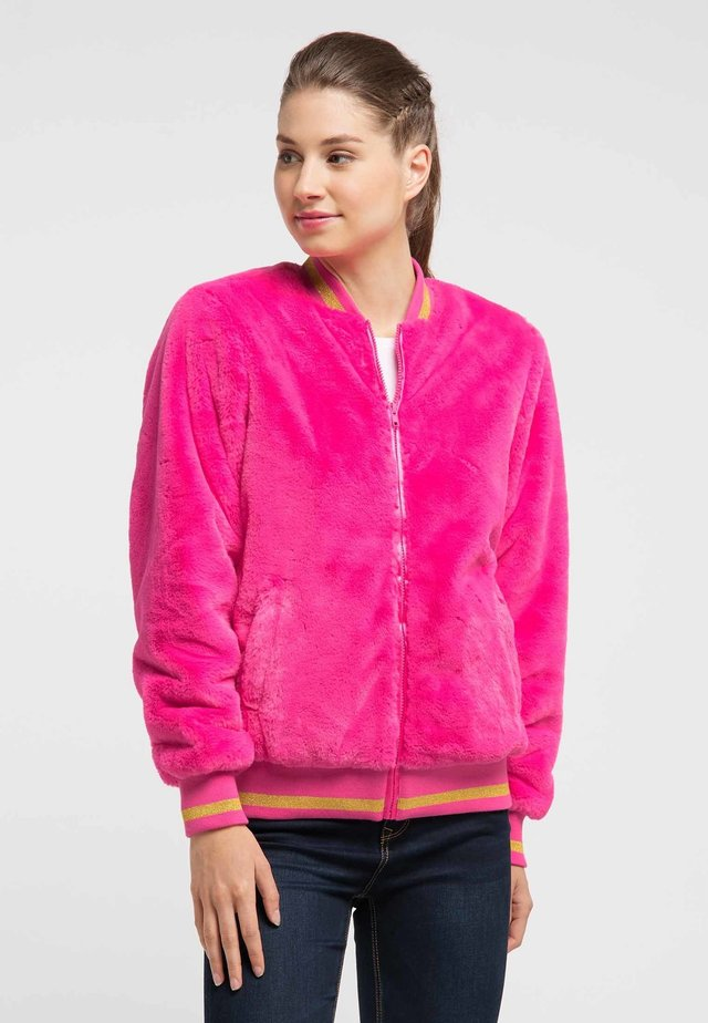 Winter jacket - pink