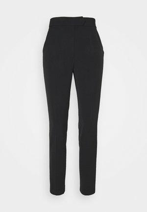 KRISTEN CADY ELASTIC PANT - Trousers - black