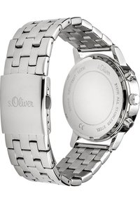 s.Oliver - Watch - silver-coloured - 1
