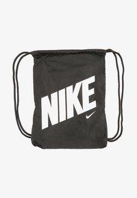 Nike Sportswear - UNISEX - Sportovní taška - black/black/hyper crimson - 0