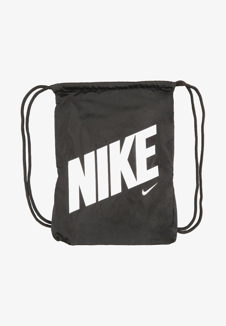 Nike Sportswear - UNISEX - Sportovní taška - black/black/hyper crimson