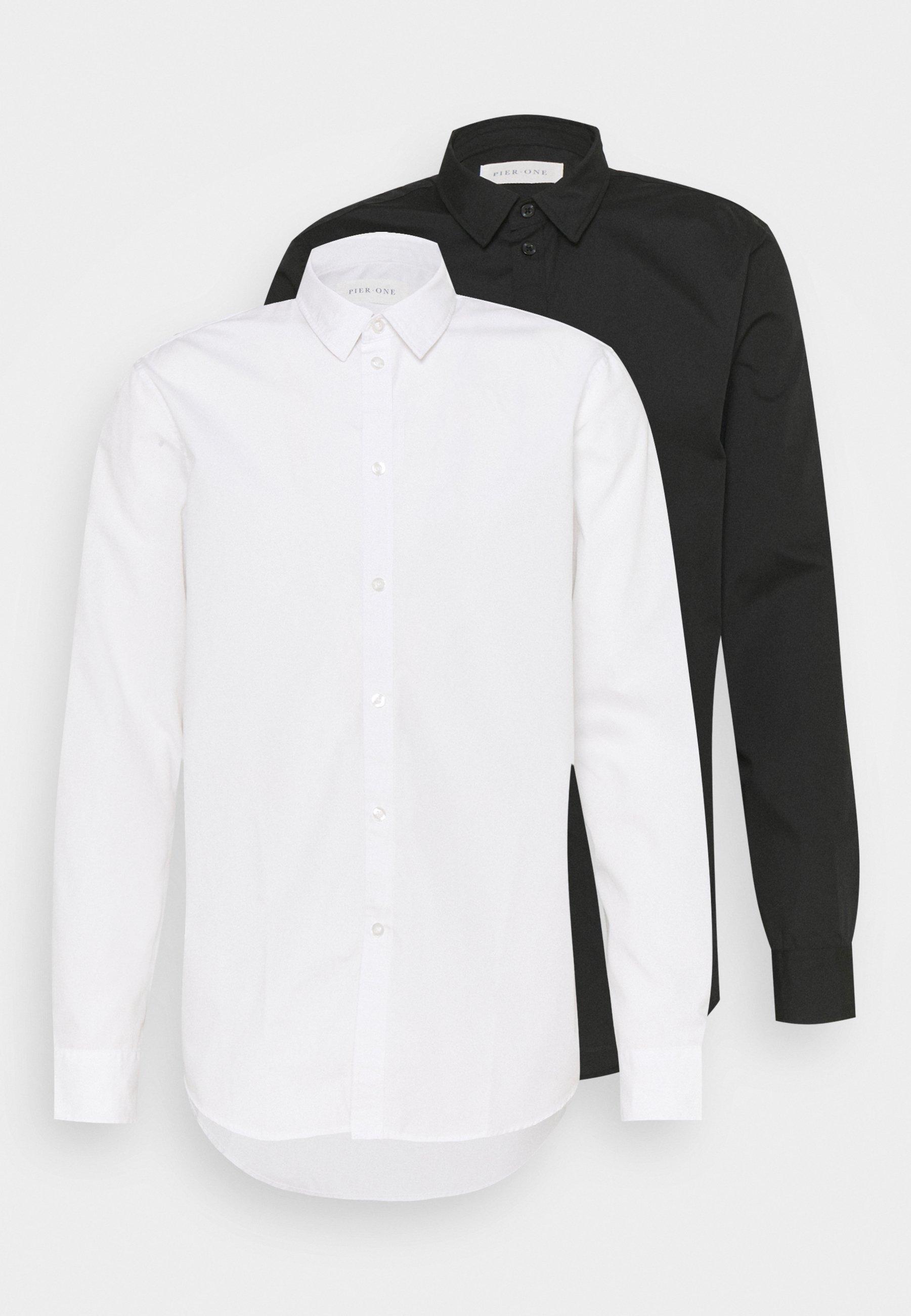 Uomo 2 PACK - Camicia elegante