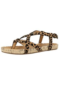 Blowfish Malibu - VEGAN GRANOLA - T-bar sandals - sahara leopard 336 - 2