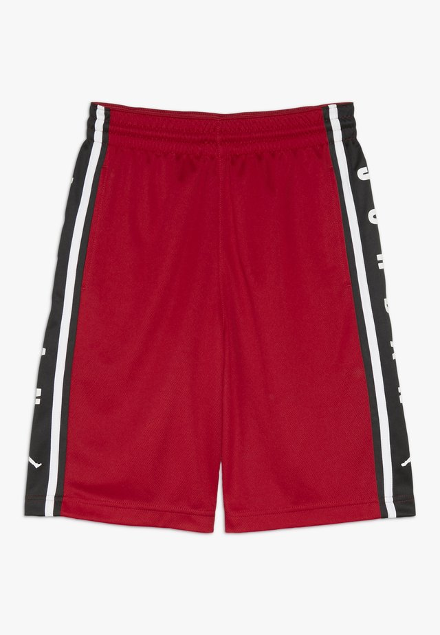Pantaloncini sportivi - gym red