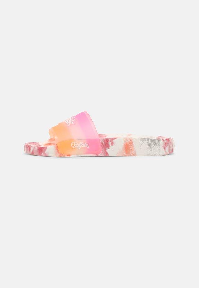 RESI - Badslippers - pink/orange