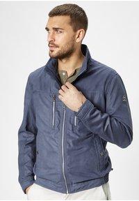 Redpoint - MODISCHE  TODDY - Outdoor jacket - dusty blue - 0