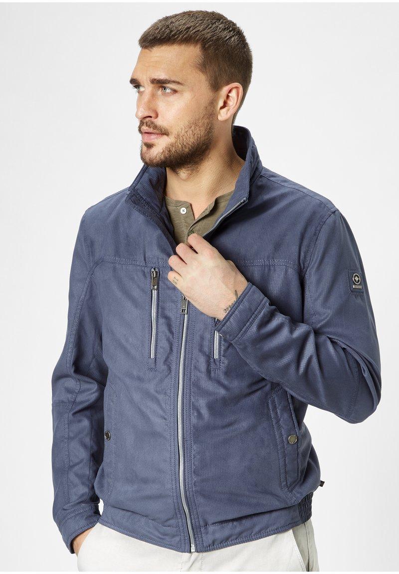Redpoint - MODISCHE  TODDY - Outdoor jacket - dusty blue