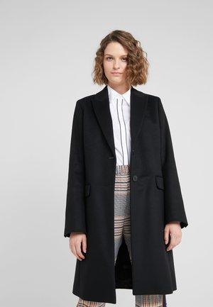 MECANI - Classic coat - black
