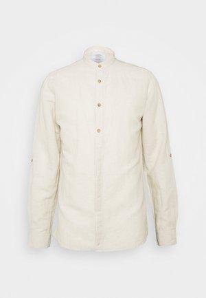 MAO ROLLUP - Košile - beige