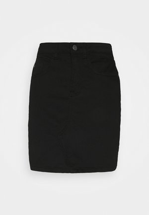 JDYLARA LIFE SHORT SKIRT  - Mini skirt - black