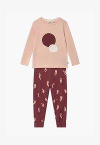 Sanetta - PURE KIDS LONG - Pijama - rose blush - 0