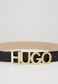 HUGO - ZULA BELT  - Belt - black - 4