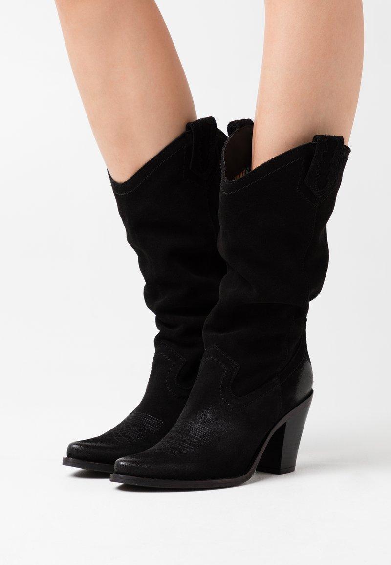 Felmini - STONES - High heeled boots - marvin nero
