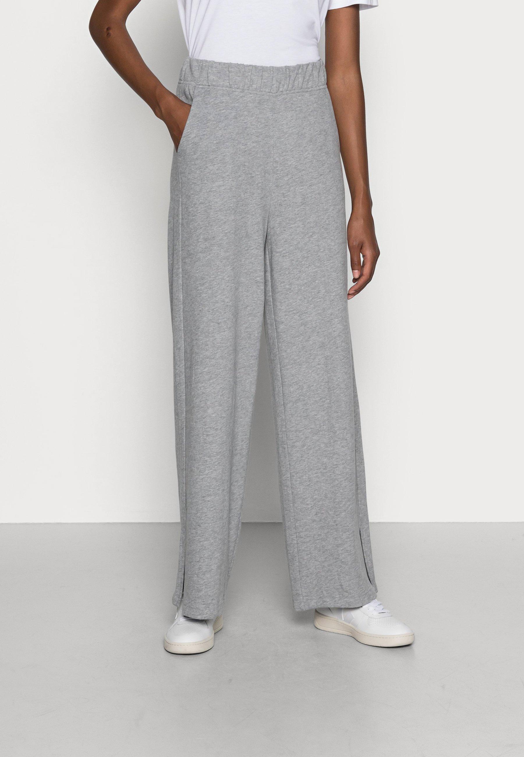 Mujer PANT - Pantalones deportivos - medium grey