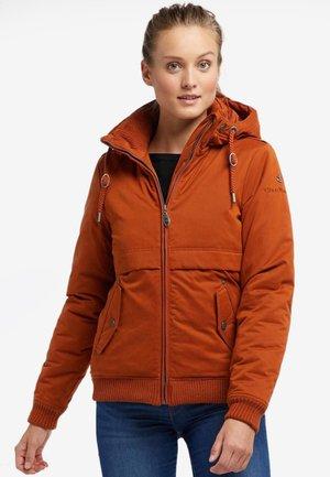 Winter jacket - rost