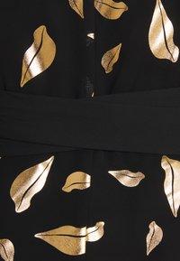 Diane von Furstenberg - JESSA - Pusero - black/gold - 2