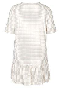 Zizzi - Shirt dress - white - 5