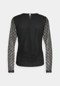 Morgan - TERESA - Long sleeved top - noir - 1