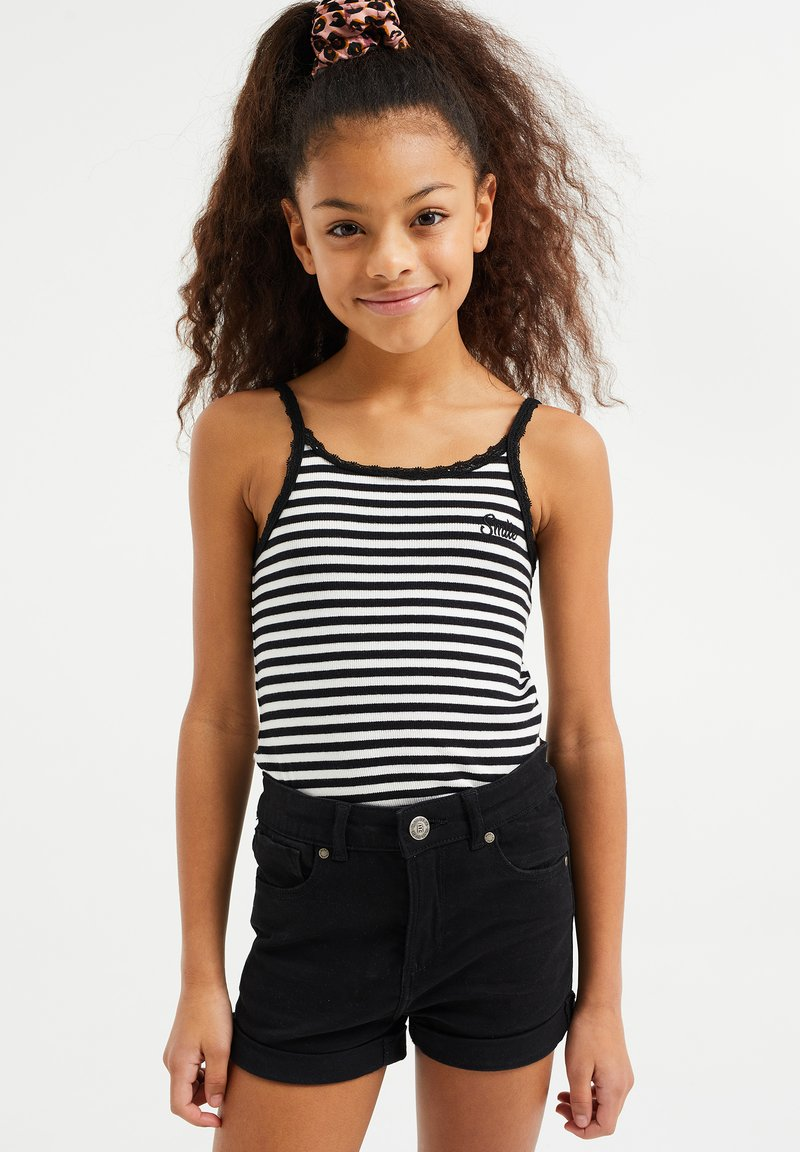 WE Fashion - Top - black