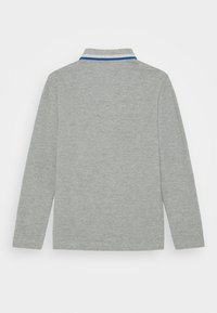 BOSS Kidswear - LONG SLEEVE - Polo shirt - grey marl