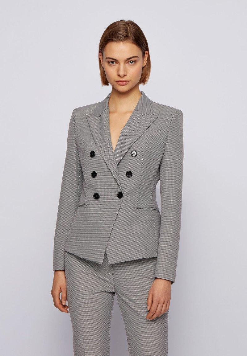 BOSS - JULYA - Blazer - patterned