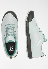 Haglöfs - L.I.M LOW PROOF ECO - Trail running shoes - stone grey/willow green - 2