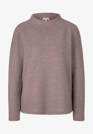 Jumper - light aurora rose melange