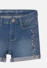 Staccato - KID - Denim shorts - mid blue denim - 2