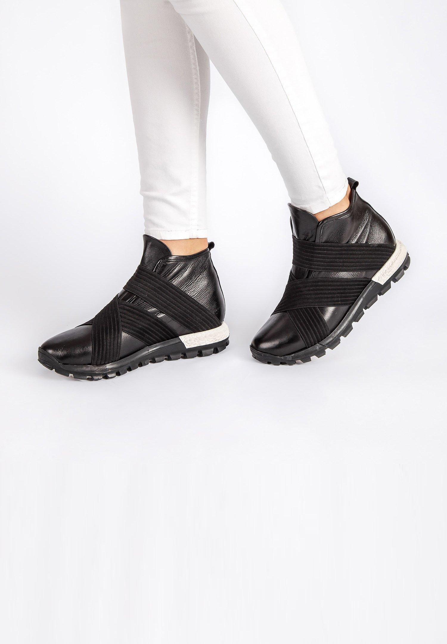 Femme GHISA - Boots à talons