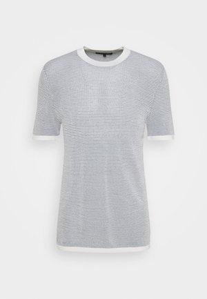 VALENTIN - T-shirt imprimé - light blue