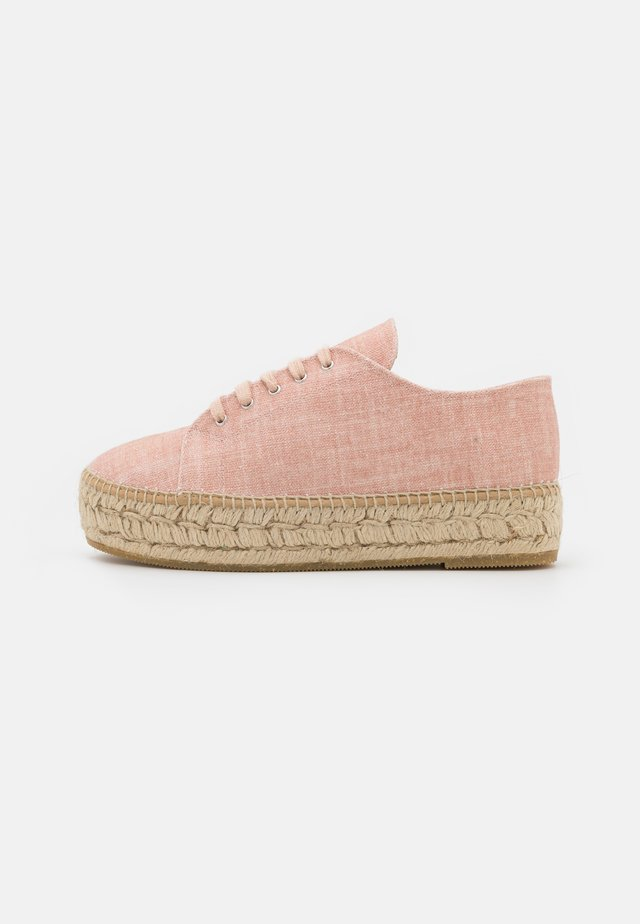 Espadrillot - pink