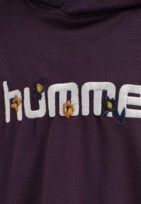 Hummel - AIKO - Jersey dress - blackberry wine - 2