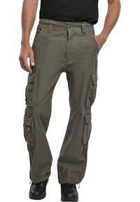 Brandit - Cargo trousers - olive - 0