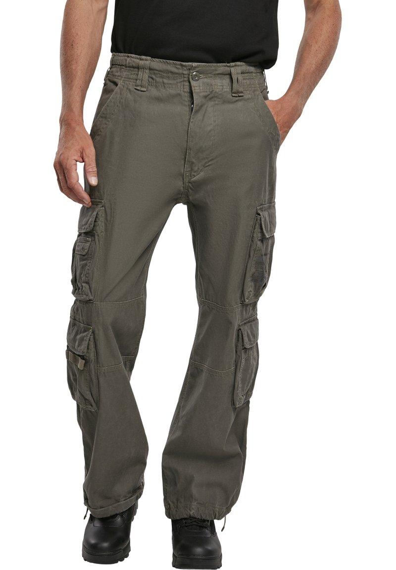 Brandit - Cargo trousers - olive