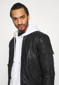 Be Edgy - ROWAN - Leather jacket - black - 3