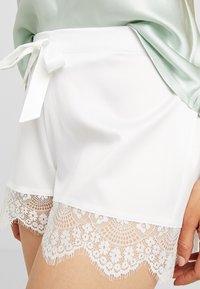 Anna Field - BRIDAL - Pyjama bottoms - off white - 4